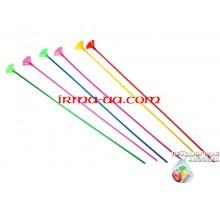 Палочки для шаров цветные-36см