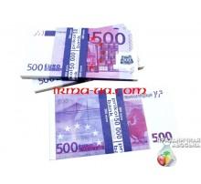 """Сувенирные деньги - """"500€"""""""