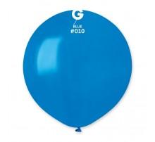 Шар-гигант латексный Gemar  G150 - голубой 19'