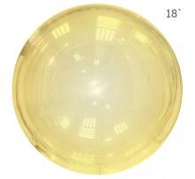 Шар Bubbles 18' - оранжевый