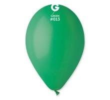 "Латексный шар Gemar G110 12"" - зеленый"