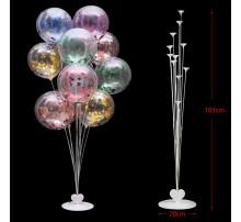 Подставка для шаров (метал) - 11 шаров