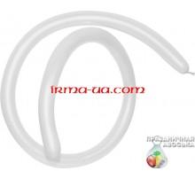 Шар латексный Gemar ШДМ D4 260-й - «Белый»