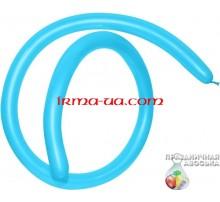 Шар латексный Gemar ШДМ D4 260-й - «Голубой»
