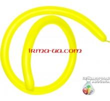 Шар латексный Gemar ШДМ D4 260-й - «Желтый»
