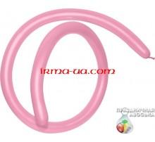 Шар латексный Gemar ШДМ D4 260-й - «Розовый»
