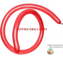 Шар латексный Gemar ШДМ D4 260-й - «Красный»