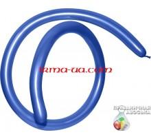 Шар латексный Gemar ШДМ D4 260-й - «Синий»