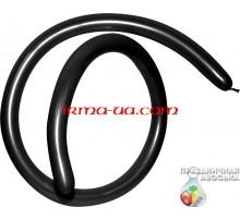 Шар латексный Gemar ШДМ D4 260-й - «Черный»